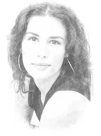 аватарка в виде карандашного рисунка