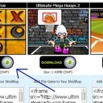 Как поставить Flash игры на свой сайт