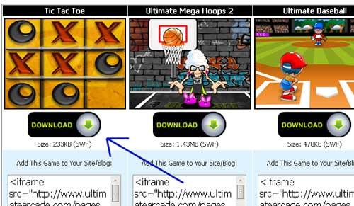 мини игры для вашего сайта