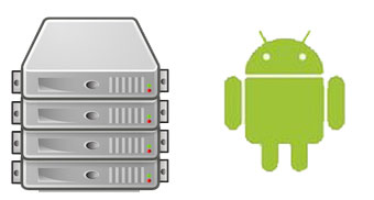 android localhost