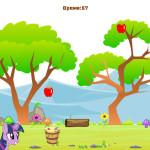 Создаём простую Android игру: Собери яблоки
