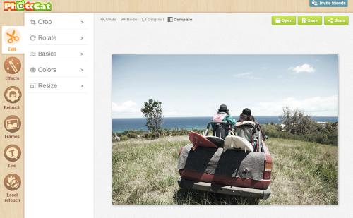 фоторедактор онлайн
