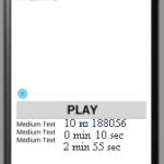 Android Studio: Создаем аудиоплеер со шкалой времени (AudioPlayer)