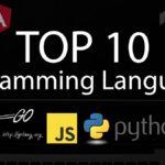 Топ 10 языков программирования