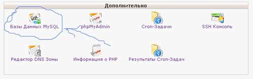 Восстановление базы данных сайта и/или всего сайта после заражения его вирусом.