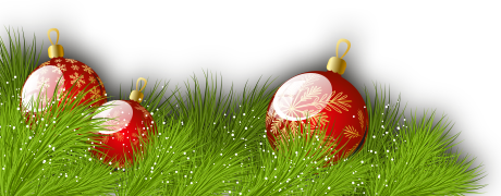украшаем сайт к новому году