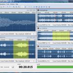 Лучшие бесплатные аудио редакторы
