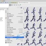 Анимация с помощью спрайт картинки в libGDX (Android Studio)
