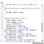 Онлайн сервисы по созданию HTML таблиц