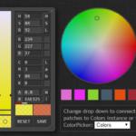 12 лучших JavaScript плагинов Выбора Цвета (Color Picker)
