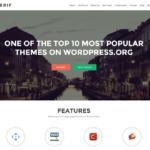 Лучшие бесплатные фрейворк-темы на WordPress 2018