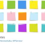 Плагины: добавляем заметки, напоминания в wordpress